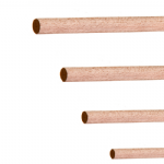 Hardwood Multigrooved Unchamfered Dowels (Metric Diameter)